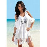 2019 New Bathing Suit Cover Ups Uk Pareo Beach Wear Swimsuit Up Sexy New Cotton Print Strapless