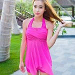 Comfortable Bikini Swimsuit Uk For Women with Outer Shirt