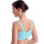 Cotton Blends Push-up/Underwire Bra Full Coverage Bras
