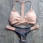 2019 New Sexy Halter Triangle Swimwear Uk For Women Bikini