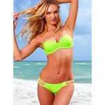2019 Fashion Sexy Push Up With Chest Pad And Shoulder Strap Swimsuit Uk For Women Two-Piece Bikini Swimwear Uk For Women For Women