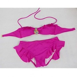 Sexy Bikini Swimwear Uk For Women With Rhinestone