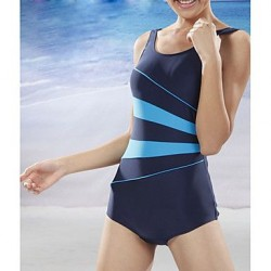 Sexy Casual Slim Sporting One Pieces Swimwear Uk For Women