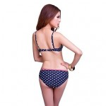 Foclassy® Push-Up Bikini Three Pieces Stars Printed