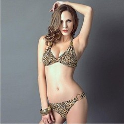 Women Others/Polyester Padded Bras Bikinis/Tankinis