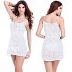 New Style Sexy Swimwear Uk For Women Smock Hollow-out Dress