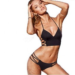 Sexy Brazilian Bikini Bandage Straped Swimwear Uk For Women Swimsuit Uk For Womens Bathing Suits Beachwear Underwire Padded