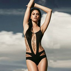 Sexy Cut out One-piece Swimwear Uk For Women