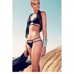 New 2014 Bathing Suit Swimsuit Uk For Women Sexy Black Swimwear Uk For Women Push Up Bandage Bikini sets