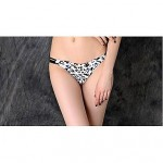 Halter Leopard Sexy Beach Wear Bikini Swimwear Uk For Women