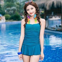 Ymeishan Classic Push Up One Piece Bikini Swimming Suit