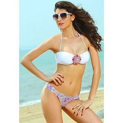 Hot Jewel Halter Bikini