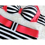 High Waist Bikini Swimwear Uk For Women 8002