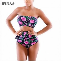 Neoprene Bikinis Swimsuit Uk For Women Set Push Up Bikini Set Printing