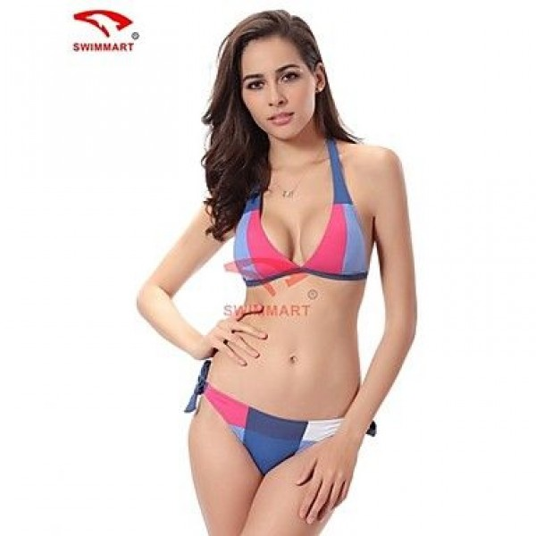Padded Bras Halter Bikinis/Tankinis/Multi-pieces/Swimming Accessories/Cover-Ups