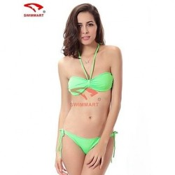 Spandex Padded Bras Halter Bikinis/Tankinis/Multi-pieces/Swimming Accessories/Cover-Ups