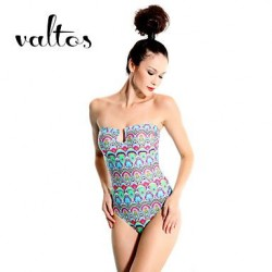 Valtos Peacock One Piece Swimsuit Uk For Women