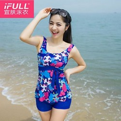 sexy fashion flowers Big Size Swimsuit Uk For Women