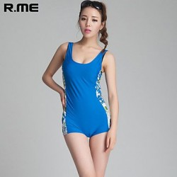R.ME France 2019 Printing BikiniSexy One Piece Swimwear Uk For Women One Piece Swimsuit Jumpsuits
