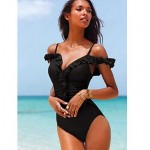 SiameSe ConServative Swimwear Uk For Women SwimSuit Hot Body