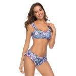 Bikini Butterfly Ruffle Beach Wear