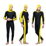 Skinny Cover Belly Tankinis 子 One Piece Surfing Prevention Of Jellyfish Quick Drying Breathable Sun Protective Wetsuit 1003