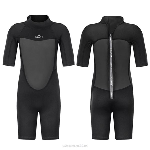2Mm Snorkeling Suit Quick Drying One Piece Warm Sun Protective Children Diving Suit Swimwear Man Womens