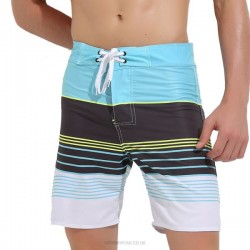 Man Quick Drying Beach Pants Loose Plus Size Man Spa Pants Swimming Swimming Trunks Seaside Beach Holiday