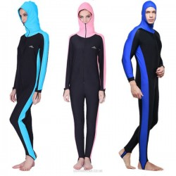 One Piece Swimwear Sun Protective Clothing Dive Skin Wetsuit Diving Suit Equipment