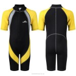 2Mm Quick Drying One Piece Sun Protective Diving Suit Man Womens Children Diving Suit Swimwear