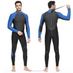 3Mm Diving Suit One Piece Thicken Warm Prevention Of Jellyfish Surfing Diving Suit