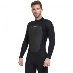 3Mm Thicken One Piece Long Sleeves Diving Suit Waterproof Warm Winter Swimming Diving Suit
