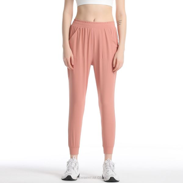 Bodybuilding Pants Sport Quick Drying Breathable Seamless Loose Yoga Bodybuilding Pants